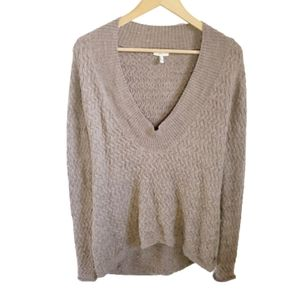 Joie Alpaca wool tunic sweater